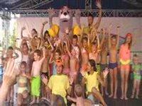 Dyskoteka dla Dzieci<br />Aquacity Poprad, Słowacja